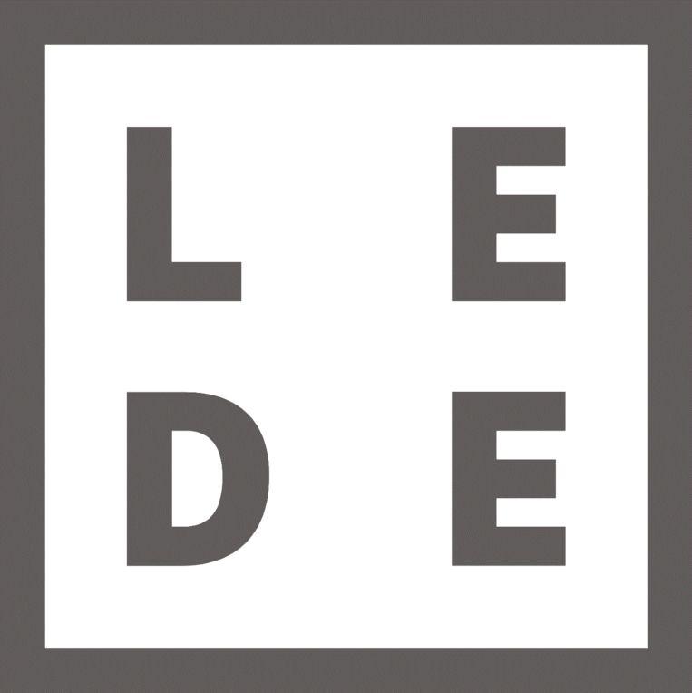 Het nieuwe logo van gemeente Lede.