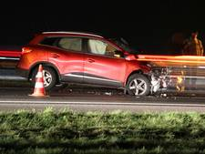 'Dramatisch lange' file tijdens ochtendspits na ongeluk op A1