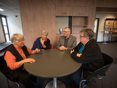 In Salon Oud Roze in Veldhoven mogen homo-ouderen zichzelf zijn