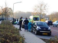 Jongetje geraakt door buitenspiegel van passerende auto in Cuijk
