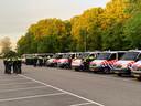 Meerdere ME-bussen ingezet na wedstrijd FC Den Bosch