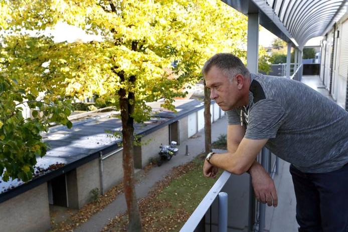 Peter Franse, ex-werknemer van de Woenselse Poort.