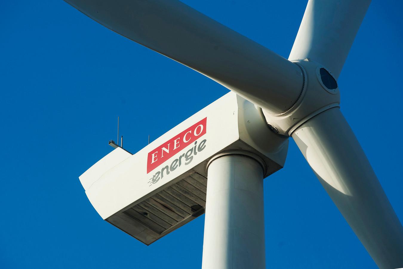 Eneco staat bekend om zijn groene koers en investeert veel in bijvoorbeeld windenergie.