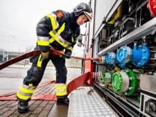 Plots tijd om blusvoorschriften in de haven door te nemen en dan komt de brandweer wel eens wat tegen