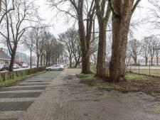Woonwagenbewoners verkassen protestkamp naar parkeerplaats WRZV-hallen Zwolle