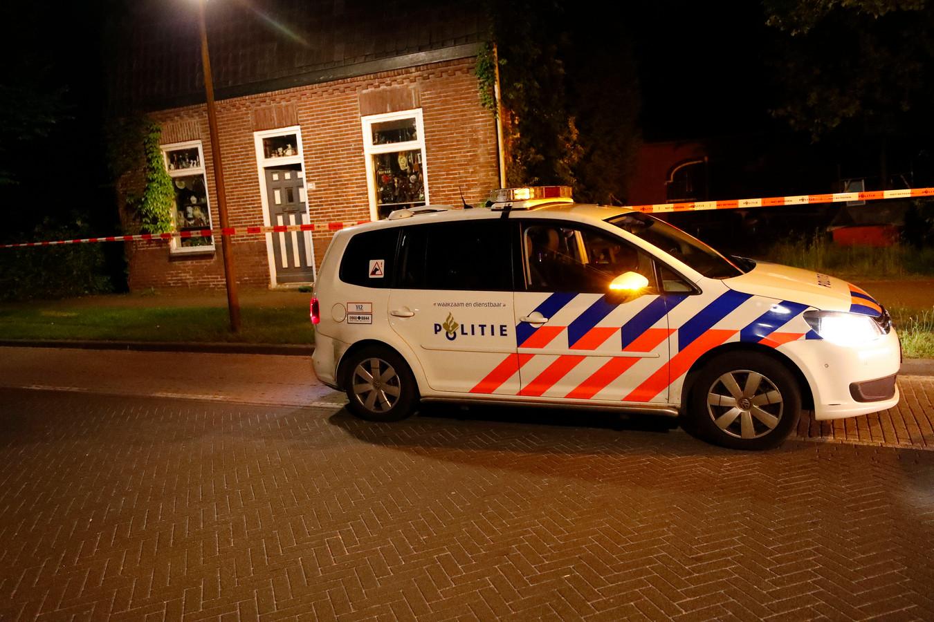 Woningoverval Hendrik Veenemanstraat in Son en Breugel