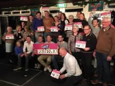 Glazen Café Bornerbroek: 28 mille, onder meer voor prothese Joran