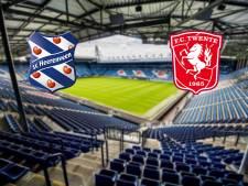 Heerenveen - FC Twente