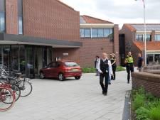 Alarm in stadhuis van Harderwijk: iedereen naar buiten, ook de redactie van de Stentor