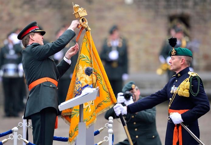 Koning Willem-Alexander reikte in 2016 voor het laatst de Willems-Orde uit aan het Korps Commandotroepen. Deze eenheid wordt onderscheiden voor hun buitengewone inzet in Afghanistan.