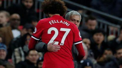 De liefdesbrieven van José Mourinho naar zijn 'special force' Marouane Fellaini