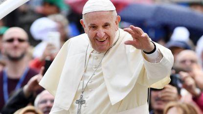 """Paus Franciscus: """"Angst voor vreemdelingen niet misbruiken voor stemmenwinst"""""""