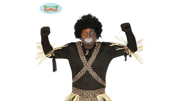 Jungle & Afrika Kostuum