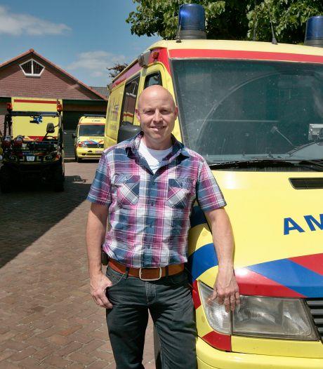 In ambulancewereld weten ze al lang dat Bossche nepverpleegkundige liegt: 'Dit soort types kom je wel vaker tegen'