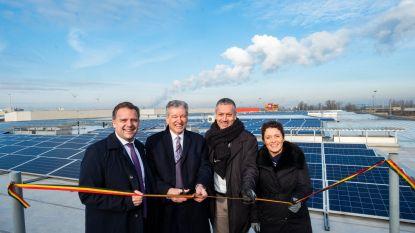 Bpost bedekt sorteercentrum met 3.700 zonnepanelen