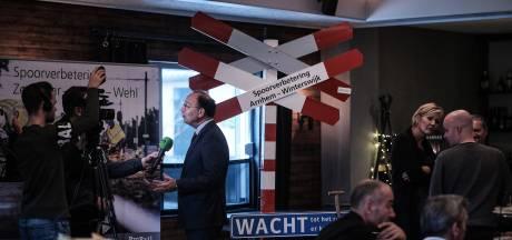 Gedeputeerde: 'Sneltrein Doetinchem-Arnhem moet in 2024 kunnen rijden'