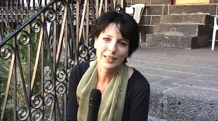Frederike Geerdink. Beeld Youtube.com
