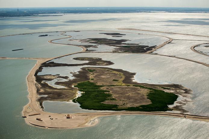 Het project Marker Wadden is een initiatief van Natuurmonumenten. In 2016 is gestart met de eerste fase: de aanleg van vijf eilanden. Samen met het onderwaterlandschap zal het oppervlakte 1000 hectare groot worden. De ambitie is van de Marker Wadden een grote archipel te maken van in totaal 10.000 hectare. Het is daarmee een van de grootste natuurherstelprojecten van West-Europa