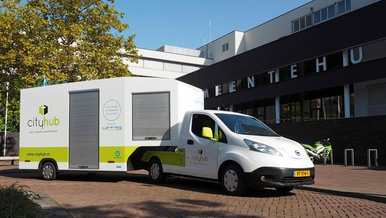 null Beeld Urban Mobility Solutions
