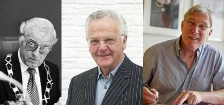 Raad van Oisterwijk staat stil bij Harry Opheij, Noud Smits en Jan van Rijthoven
