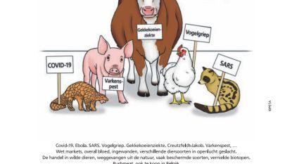 Viroloog en boeren boos om coronacampagne van Gaia