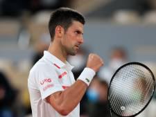 Djokovic n'a pas traîné