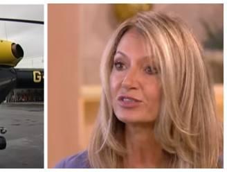 Agent gebruikt politiehelikopter om model te bespioneren in haar achtertuin