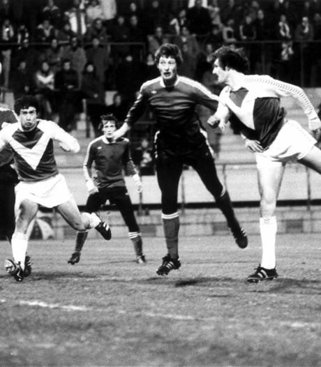 PSV ontvangt na 40 jaar het FC Wageningen van de historische 1-6