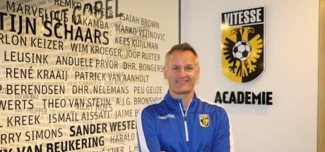 Wijnker start als hoofd opleidingen Vitesse