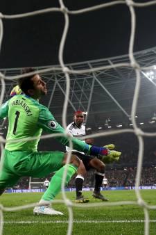Doelpunt Babel niet genoeg voor de winst Fulham