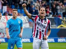 Willem II presteert thuis 'normaal' in 2018, afstraffing PSV hoogtepunt