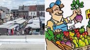 Burgemeester gelast wekelijkse markt af en laat twee clandestiene cafés sluiten in Brakel