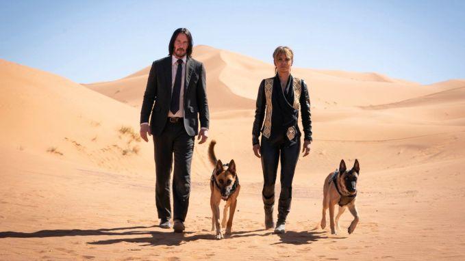 EXCLUSIEF. Eerste trailer 'John Wick 3' jaagt hartslag de hoogte in
