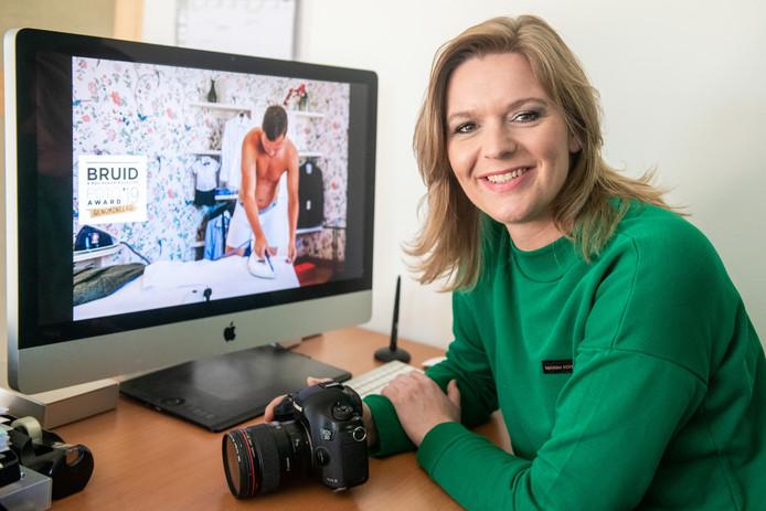 Maureen van Dijk is genomineerd voor de Bruidsfoto Award 2019.