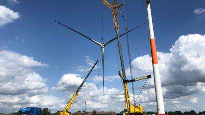 Vlaanderen kreeg er dit jaar amper 25 nieuwe windmolens bij