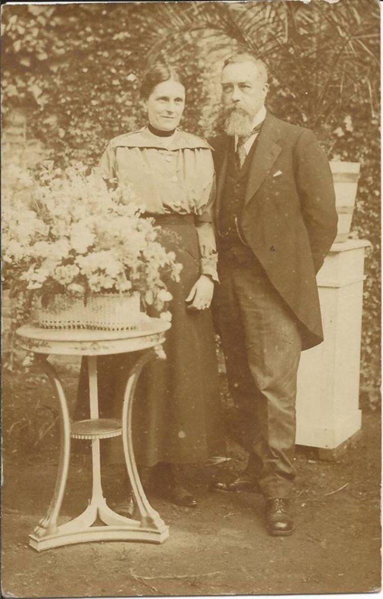 Antoon Janssens de Varebeke en Margareta Ryelandt waren de laatste eigenaars van het kasteel van Temse.