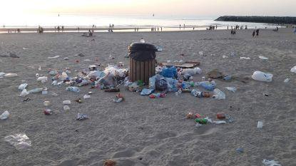 """Propere stranden? Haal vuilnisbakken dan weg"""