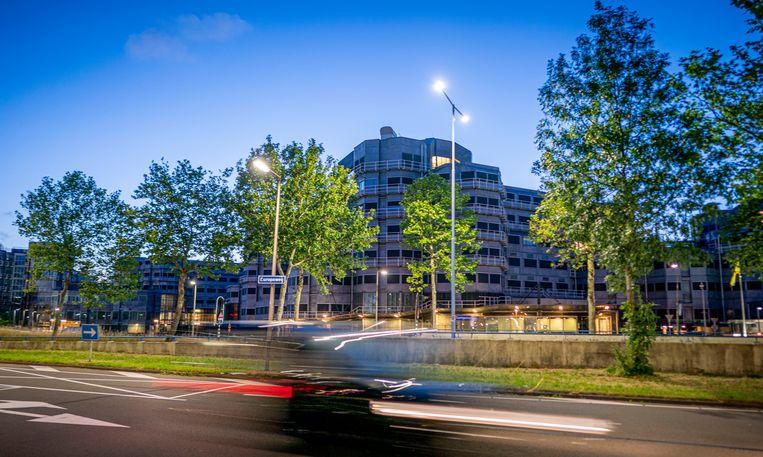 Het pand van de AIVD in Zoetermeer.  Beeld Freek van den Bergh / de Volkskrant