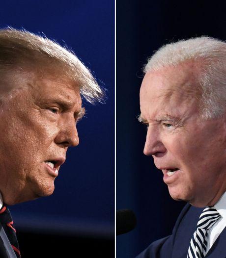 Trump et Biden vont se retrouver en Floride