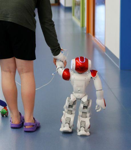 Zorgrobots  maken de hoge verwachtingen in de zorg nog niet waar