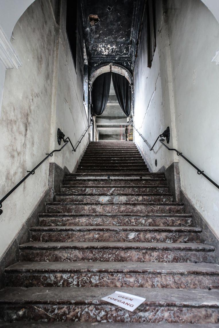 Ingelmunster¿¿kasteel terug open voor publiek¿¿Marc van Honsebrouck¿¿foto : Henk Deleu