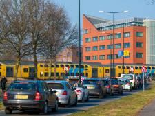 Aftrap nieuwe Apeldoornse spoortunnel afgelast vanwege situatie in Utrecht