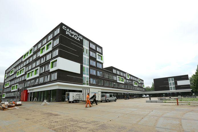 Campus Plaza in Wageningen, een van de laatste nieuwbouwprojecten voor studenten.