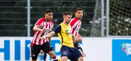 FC Dordrecht weer onderuit in doelpuntrijk duel