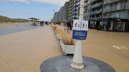 Fietsers mogen opnieuw op de Zeedijk van Nieuwpoort rijden