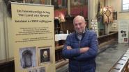 André Bollaert (69) gehuldigd als nieuwe ereburger van Nevele