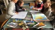 Latemse leerlingen ontvangen meer dan 250 postkaarten