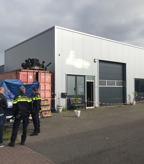 Tientallen liters chemicaliën voor drugs gevonden in Middelburg