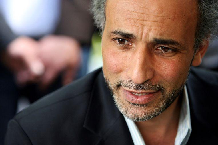 Islamoloog en filosoof Tariq Ramadan Beeld REUTERS