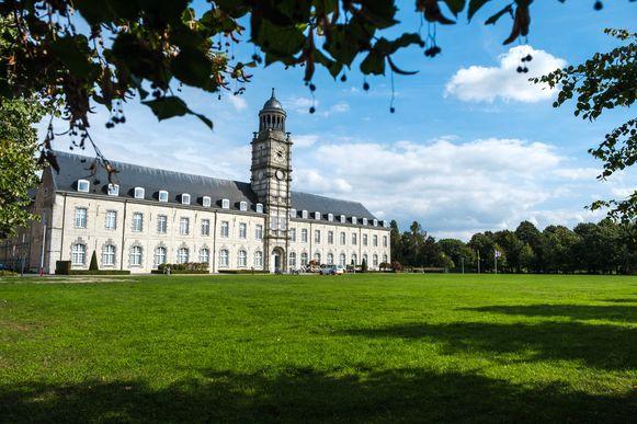 De abdij van Hemiksem.